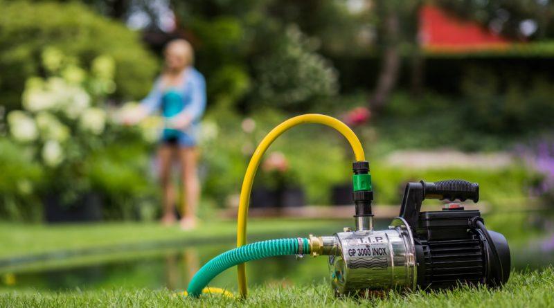 водяной насос для полива огорода купить